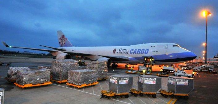Vạn chuyển hàng hoá bằng đường hàng không